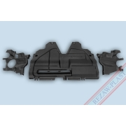 Cubre Carter Kit completo Protector carter Peugeot 206, 150610