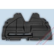 Cubre Carter Parte central Protector carter Peugeot 206 - 150601
