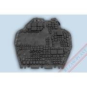 Parte central protector carter, Audi ,Seat, Skoda, Volkswagen 050302
