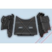 Cubre Carter Kit completo protector carter Fiat Stilo - 150704