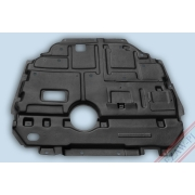 Cubre Carter Parte central protector de carter Toyota Auris - 151413