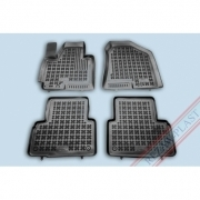Alfombrillas Goma Caucho Negras Hyundai ix35 201607