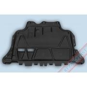 Cubre Carter Parte central protector Carter, Audi, Seat, Skoda, Volkswagen  150419